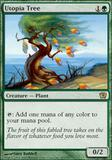 Magic the Gathering 9th Edition Single Utopia Tree - NEAR MINT (NM)