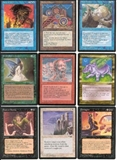 Magic the Gathering Alliances A Complete Set NEAR MINT / SLIGHT PLAY (NM/SP)
