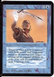 Magic the Gathering Alpha Single Animate Artifact - NEAR MINT (NM)