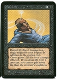Magic the Gathering Alpha Single Drain Life UNPLAYED (NM/MT)
