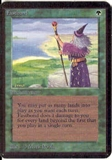 Magic the Gathering Alpha Single Fastbond - NEAR MINT (NM)