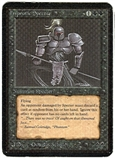 Magic the Gathering Alpha Single Hypnotic Specter - MODERATE PLAY (MP)