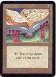 Magic the Gathering Alpha Single Jayemdae Tome - SLIGHT PLAY (SP)