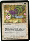 Magic the Gathering Alpha Single Karma UNPLAYED (NM/MT)