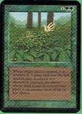 Magic the Gathering Alpha Single Kudzu UNPLAYED (NM/MT)