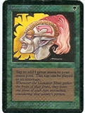 Magic the Gathering Alpha Single Llanowar Elves - SLIGHT PLAY (SP)