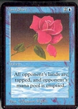 Magic the Gathering Alpha Single Mana Short UNPLAYED (NM/MT)