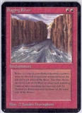 Magic the Gathering Alpha Single Raging River UNPLAYED (NM/MT)