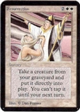 Magic the Gathering Alpha Single Resurrection - NEAR MINT (NM)