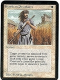 Magic the Gathering Alpha Single Swords to Plowshares UNPLAYED (NM/MT)