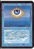 Magic the Gathering Alpha Single Thoughtlace UNPLAYED (NM/MT)
