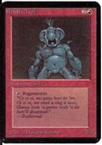 Magic the Gathering Alpha Single Uthden Troll UNPLAYED (NM/MT)