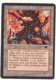 Magic the Gathering Antiquities Single Mishra's Factory (fall) - MODERATE PLAY (MP)