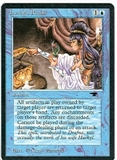 Magic the Gathering Antiquities Single Hurkyl's Recall - NEAR MINT (NM)
