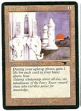 Magic the Gathering Antiquities Single Ivory Tower LIGHT PLAY (NM)