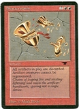 Magic the Gathering Antiquities Single Shatterstorm UNPLAYED (NM/MT)