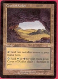 Magic the Gathering Apocalypse Single Caves of Koilos LIGHT PLAY (NM)