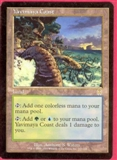 Magic the Gathering Apocalypse Single Yavimaya Coast LIGHT PLAY (NM)