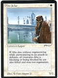 Magic the Gathering Arabian Nights Single Abu Ja'far - NEAR MINT (NM)