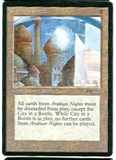 Magic the Gathering Arabian Nights Single City in a Bottle - NEAR MINT (NM)