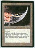 Magic the Gathering Arabian Nights Single Dancing Scimitar - NEAR MINT (NM)