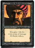 Magic the Gathering Arabian Nights Single El-Hajjaj - NEAR MINT (NM)