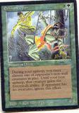Magic the Gathering Arabian Nights Single Erhnam Djinn - MODERATE PLAY (MP)
