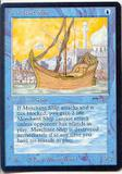 Magic the Gathering Arabian Nights Single Merchant Ship UNPLAYED (NM/MT)