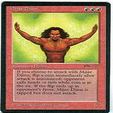 Magic the Gathering Arabian Nights Single Mijae Djinn - NEAR MINT (NM)