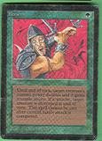 Magic the Gathering Beta Single Berserk SLIGHT PLAY (SP)