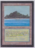 Magic the Gathering Beta CE Single Tropical Island (MINT)