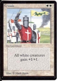Magic the Gathering Beta Single Crusade - NEAR MINT (NM)