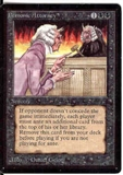 Magic the Gathering Beta Single Demonic Attorney - NEAR MINT (NM)