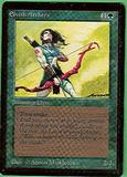 Magic the Gathering Beta Single Elvish Archers - SLIGHT PLAY (SP)