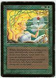 Magic the Gathering Beta Single Verduran Enchantress - MODERATE PLAY (MP)