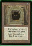 Magic the Gathering Beta Single Howling Mine - SLIGHT PLAY (SP)