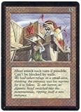 Magic the Gathering Beta Single Juggernaut - NEAR MINT (NM)