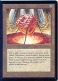 Magic the Gathering Beta Single Mana Vault LIGHT PLAY (NM)
