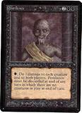 Magic the Gathering Beta Single Pestilence LIGHT PLAY (NM)
