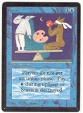Magic the Gathering Beta Single Stasis - NEAR MINT (NM)