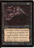 Magic the Gathering Beta Single Terror UNPLAYED (NM/MT)