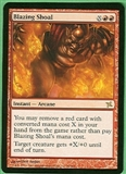 Magic the Gathering Betrayers of Kami Single Blazing Shoal - NEAR MINT (NM)