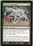 Magic the Gathering Betrayers of Kami Single Goryo's Vengeance UNPLAYED (NM/MT)