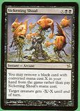 Magic the Gathering Betrayers of Kami Single Sickening Shoal UNPLAYED (NM/MT)