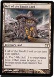 Magic the Gathering Champs of Kamigawa Single Hall of the Bandit Lord UNPLAYED (NM/MT)
