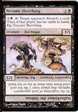 Magic the Gathering Champs of Kamigawa Single Nezumi Shortfang UNPLAYED (NM/MT)