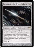 Magic the Gathering Champs of Kamigawa Single Tatsumasa, the Dragon's Fang UNPLAYED (NM/MT)