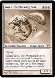 Magic the Gathering Champs of Kamigawa Single Yosei, the Morning Star UNPLAYED (NM/MT)