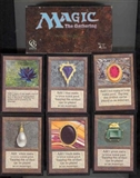 Magic the Gathering Beta Collector's Edition Gift Set - Opened