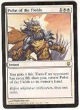 Magic the Gathering Darksteel Single Pulse of the Fields - NEAR MINT (NM)
